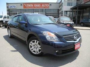 CLEAN 2009 Nissan Altima 2.5 S - AUTO - PUSH START - CERTIFIED