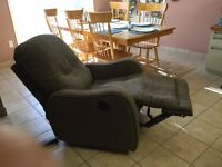 power assisted Recliner Chair.