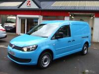 Volkswagen Caddy Maxi 1.6TDI 102PS C20 Maxi Long Wheel Base Van Air Con 32 K
