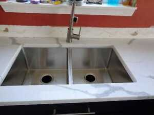 Super Sale on ALL COUNTERTOPS - FREE SINK !!!
