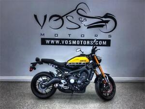 2016 Yamaha XSR 900- Stock#V2875NP- No Payments For 1 Year**