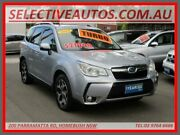 2014 Subaru Forester MY13 2.0XT Silver Continuous Variable Wagon Homebush Strathfield Area Preview