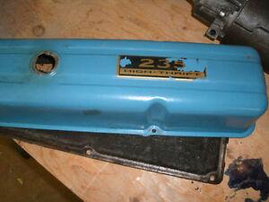 couvert de valve pour moteur gm 235