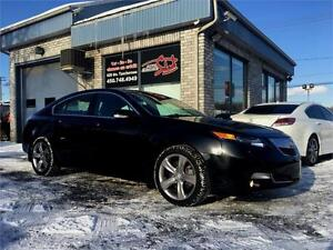 2013 Acura TL SH-AWD W/TECH PKG **MANUAL 6 SPEED**