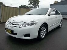 2011 Toyota Camry ACV40R 09 Upgrade Altise White 5 Speed Automatic Sedan Lalor Park Blacktown Area Preview