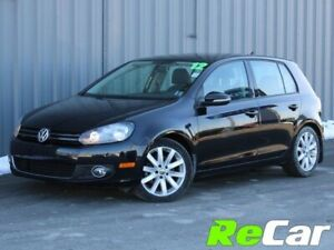 2012 Volkswagen Golf 2.0 TDI Highline