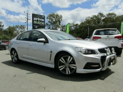 2015 Holden Commodore VF MY15 SS Silver 6 Speed Automatic Sedan Underwood Logan Area Preview