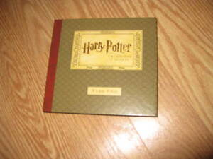 Harry Potter Year 2 collectors DVD