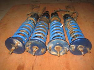 ACURA INTEGRA DC2 CIVIC EG6 ADJUSTABLE COILOVERS JDM DC2 EG6