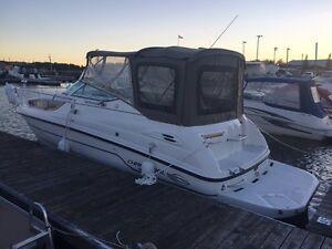REDUCED!! Chaparral Signature 260 Cabin Cruiser