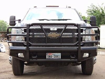 New Ranch Style Front Bumper 11 12 13 14 Chevy 2500 3500 Chevrolet Silverado HD
