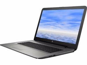 "HP 17"" ultra Intel Core i7 Notebook 8 GB Memory 1 Tb windows 10 brand new sealed 1 year warranty HP Canada"