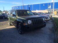 2008 Jeep Patriot Sport AWD GARANTIE 1 ANS GRATUITE