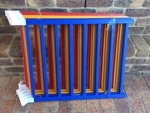 Playpen Tikk Tokk Hexagonal Coloured Carseldine Brisbane North East Preview