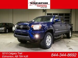 2015 Toyota Tacoma TRD Sport Upgrade V6 4x4 Double-Cab 140.6 in.