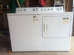 GE washer and Ge dryer for sale