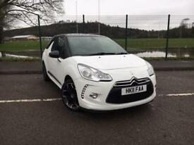 Citroen DS3 1.6HDi DSport 2011 *ONLY 35K MILES, IMMACULATE CAR, READY TO GO*