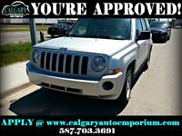 2010 Jeep Patriot 4x4 $99 DOWN EVERYONE APPROVED