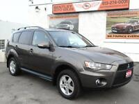 2010 Mitsubishi Outlander 4X4 7 RIDER FULLY EQUIPPED APPLY TODAY