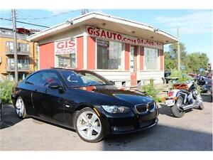 2009 BMW Série 3 335i xDrive SPORT COUPE CUIR ROUGE