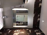 Bathroom mirrored Cabinet by Duravit