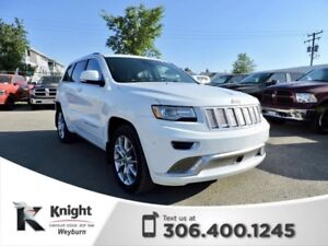 2015 Jeep Grand Cherokee Summit Heated/Cooled Leather Remote Sta