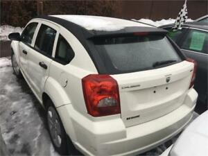 2008 DODGE CALIBER SXT 2580$ FINANCE MAISON 100% APPROUVÉ