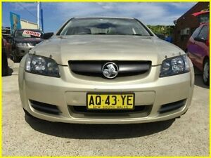 2007 Holden Commodore VE Omega Champagne 4 Speed Automatic Sedan Kogarah Rockdale Area Preview