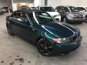 BMW 128I CONVERTIBLE 2009 CUIR/ MAGS / AC / 155000KM!
