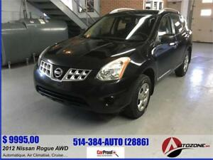 2012 Nissan Rogue AWD/ GROUPE ELECTRIQUE/AIR CLIMATISE