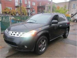 2004 NISSAN MURANO SL/ 4x4  AWD FOR $2950 AT 514-484-8181
