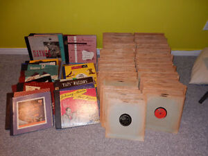 Mega Deal - 150 jazz records 78rpm and box sets