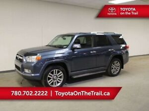 2011 Toyota 4Runner LIMITED; SUNROOF, LEATHER, JBL, REAR DVD, 7