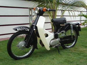 WANTED HONDA 70 OR 90 SCOOTER