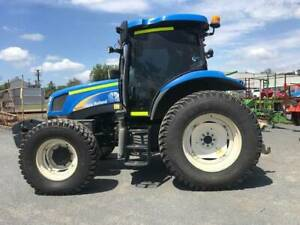NEW HOLLAND T6010 CAB TRACTOR (H) Hexham Newcastle Area Preview