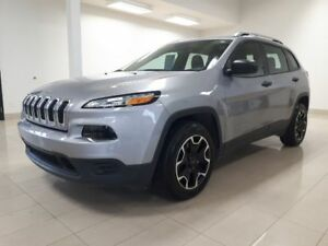 2017 Jeep Cherokee Sport, MAGS, GROUPE ÉLECTRIQUE, BLUETOOTH, AI