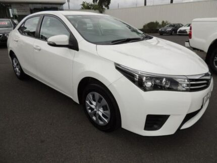 2016 Toyota Corolla ZRE172R Ascent S-CVT White 7 Speed Constant Variable Sedan Oakleigh Monash Area Preview