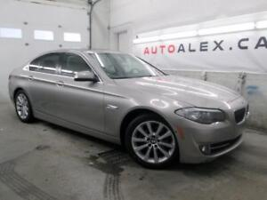 2013 BMW 528i xDrive NAVIGATION TOIT CAMERA 360 MAGS 18