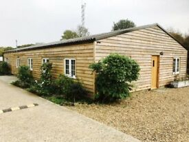 Office Space TO LET - Rural Business Park nr. Chelmsford - £350/m (120 sq ft) High Speed Internet