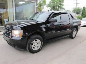 2008 Chevrolet Avalanche LS 4x4 quad cab pickup NOW only $12,400
