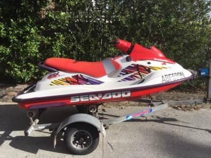 Jet Ski Sea Doo GSX 800