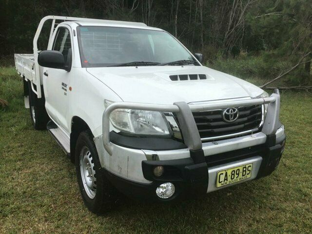Toyota Hilux D4D 4x4 Single Cab 2014 - Located at ...