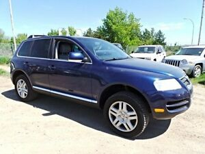 2004 Volkswagen TOUAREG For Sale Edmonton