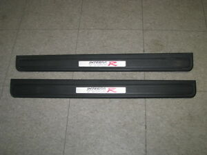 Acura Integra RSX DC5 K20A TYPE-R OEM DOOR SIDE STEP COVER SET