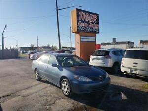 2002 Toyota Camry LE**GREAT CONDITION**166 KMS**CERTIFIED