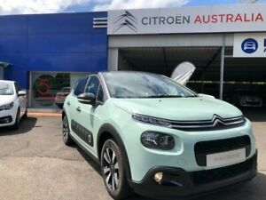 2020 Citroen C3 B618 MY20 Shine 1.2 Pure Tech 82 Light Almond Beige 6 Speed Automatic Hatchback Nambour Maroochydore Area Preview