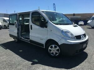 2014 Renault Trafic L1H1 MY11 2.0 DCI SWB White 6 Speed Manual Van Currumbin Waters Gold Coast South Preview