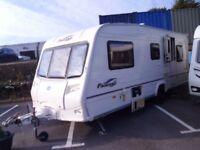 2006 Bailey Pageant Provence SEPARATE WASHROOM 5 Berth Touring Caravan