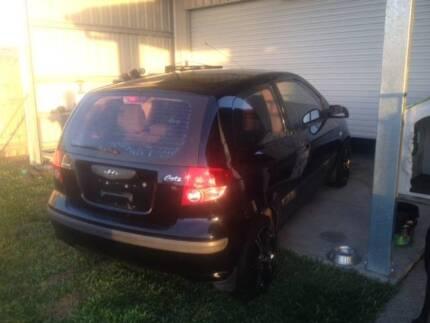 2004 Hyundai Getz Hatchback Burdell Townsville Surrounds Preview