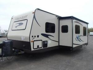 2014 FOREST RIVER FLAGSTAFF 28RBSS (JUST REDUCED / FREE STORAGE)
